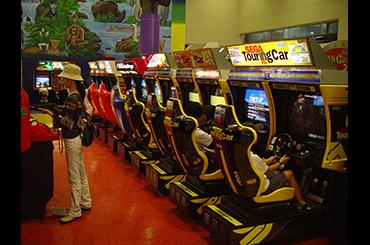 麗寶樂園-探索樂園簡介-陸上樂園簡介虛擬奇境