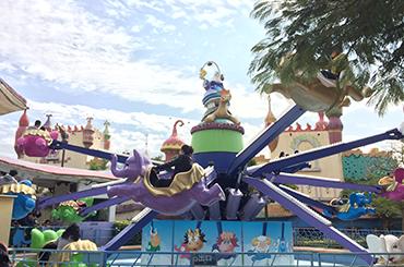 麗寶樂園-探索樂園簡介-陸上樂園簡介飛象藍天