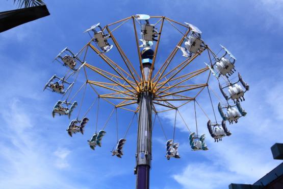 麗寶樂園-探索樂園簡介-陸上樂園簡介時空飛俠