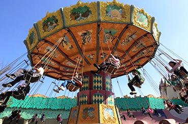 麗寶樂園-探索樂園簡介-陸上樂園簡介皇冠鞦韆